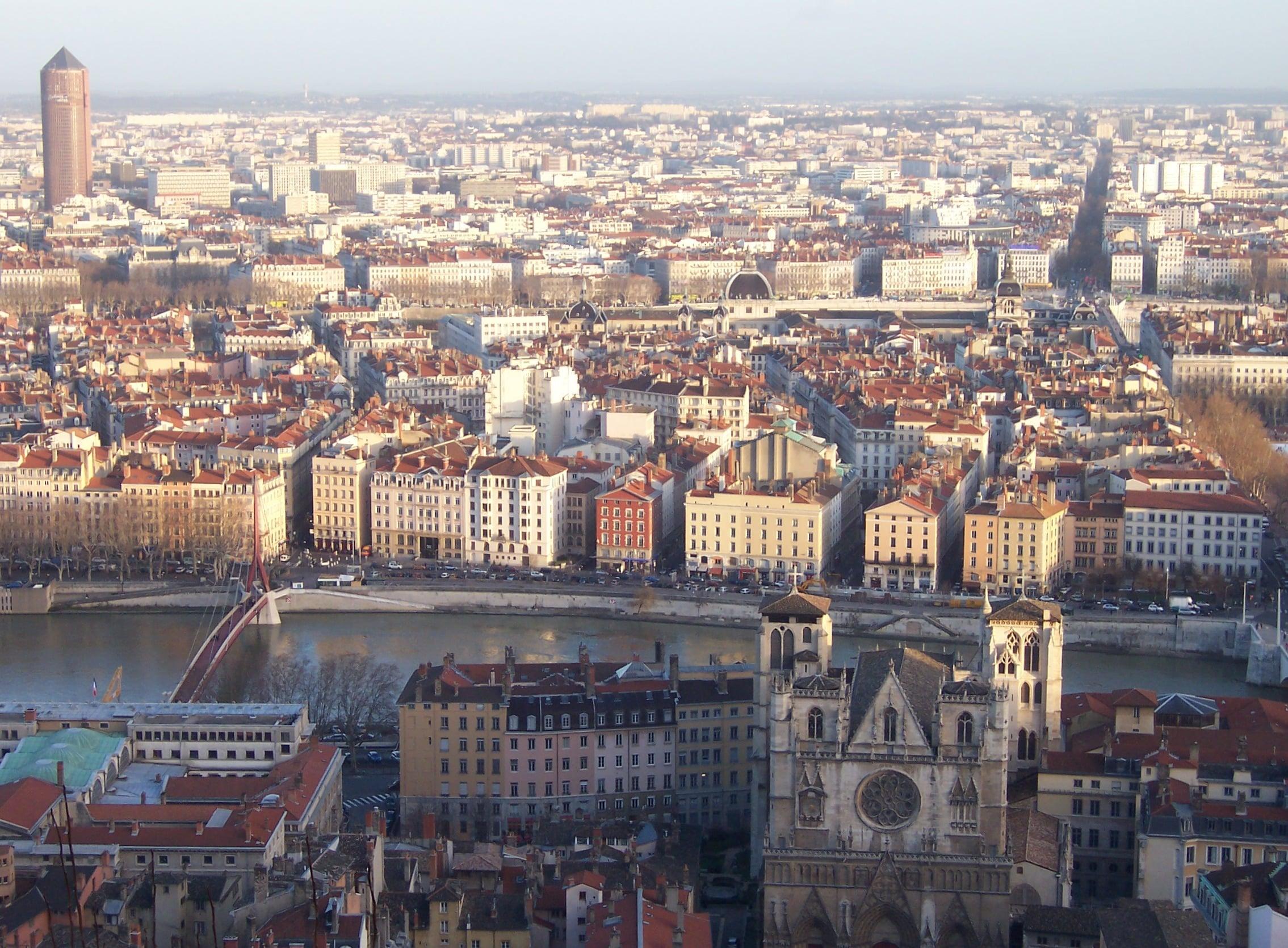 Dépannage de serrures sur Lyon